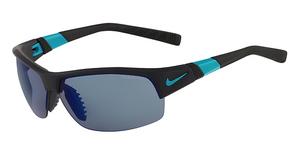 Nike Show X2 R EV0822 (073) Mate Blk/Turb Grn/Gry Skybl Fl