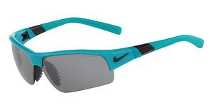 Nike SHOW X2-XL EV0807 (306) Trbo Grn/Blk/Gryw/Sl Fl/Gry Ln