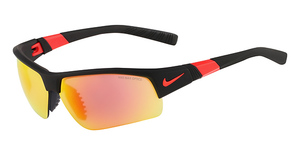 Nike SHOW X2-XL R EV0808 (041) Mt Blk/Lt Crmsn/Gry W/Ml Rd Mr