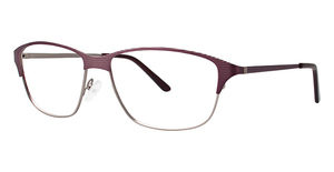 Modern Optical A364 Burgundy/Gunmetal