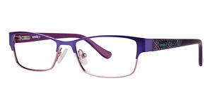 Kensie fancy Purple