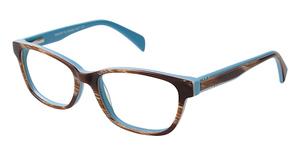 A&A Optical Trinity Blue