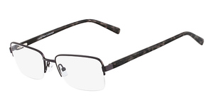 Calvin Klein CK7383 (018) Black Chrome