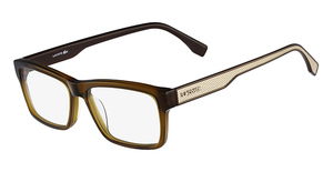 Lacoste L2721 (210) Olive Brown