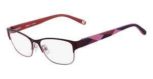 Marchon M-CARLYLE (604) Burgundy