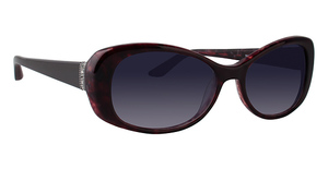 Badgley Mischka Nina Merlot
