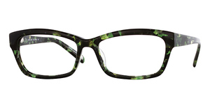 Cafe Lunettes cafe 3221 Black/Mint Marble