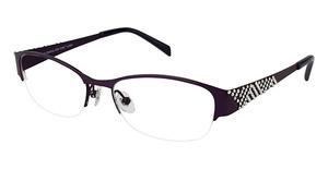 A&A Optical Loren Purple