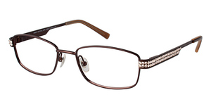 A&A Optical Obsession Brown