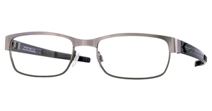Art-Craft USA Workforce 441AM Standard Pewter Front / Blue Temples