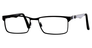 Art-Craft USA Workforce 451AM Standard Ebony Front / Silver-Black Temples