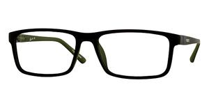 Zimco R163 Black/Green