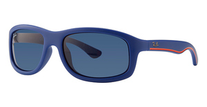 Ray Ban Junior RJ9058S Matte Blue