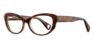 Betsey Johnson Betsey Johnson Solar Flare Eyeglasses