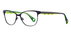 Betsey Johnson Betsey Johnson Polished Punk Eyeglasses