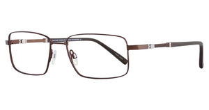 Aspex CT223 Matt Dark Brown & Silver
