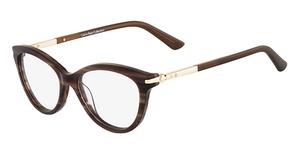 Calvin Klein CK7983 (205) Brown Horn