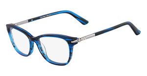 Calvin Klein CK7984 (402) Blue Horn