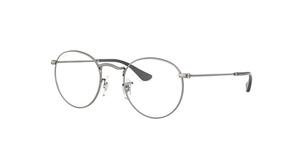 Ray Ban Glasses RX3447V Matte Gunmetal