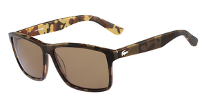 Lacoste L705S (210) BROWN/CAMOUFLAGE