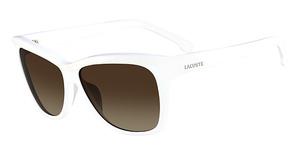 Lacoste L697S (105) WHITE