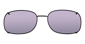 Hilco Glide-Fit Rectangle Sunglasses