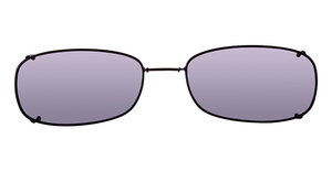 Hilco Glide-Fit Mod Oblong Sunglasses