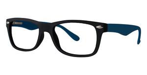 Modern Plastics II Craze Black/Blue
