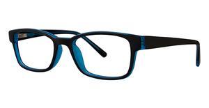 ModZ Bristol black/blue matte