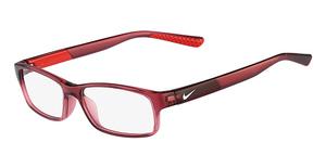 Nike NIKE 5534 (610) Crystal Gym Red/Challenge Red