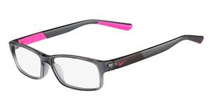 Nike NIKE 5534 (068) Crystal Dark Grey/Hyper Pink