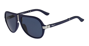 Salvatore Ferragamo SF662SP (454) Matte Blue