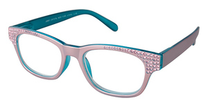 A&A Optical JCR362 +2.00 Light Rose