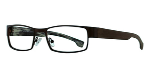 Capri Optics Art 317 Brown