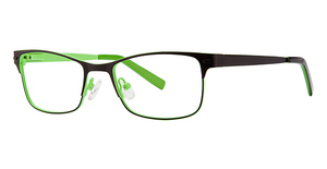 ModZ Kids Funny Matte Black/Lime
