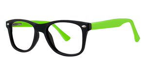 Modern Plastics II Goodies Black/Lime