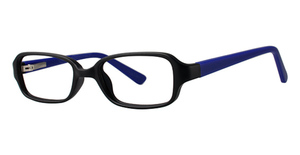 Modern Plastics II Laugh black/blue matte