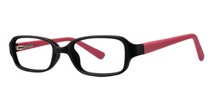 Modern Plastics II Laugh black/pink matte