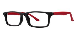 Modern Plastics I Climb black/red matte