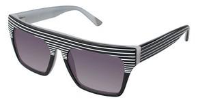 L.A.M.B. LA502 Black White