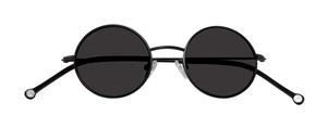 PiWear 2PiR Suns Satin Black with Grey Lenses
