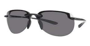 Maui Jim Hapuna Universal Fit 414N Gloss Black