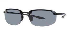 Maui Jim Ho'okipa Reader +1.50 Gloss Black