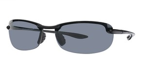 Maui Jim Makaha Reader +2.00 Gloss Black