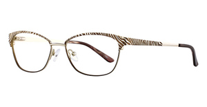 London Fog Womens Agatha Eyeglasses