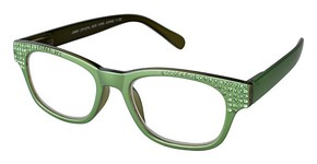 A&A Optical JCR362 +2.50 Reading Glasses