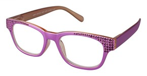 A&A Optical JCR362 +2.50 Amethyst