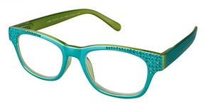A&A Optical JCR362 +2.50 Blue Zircon