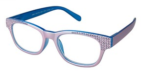 A&A Optical JCR362 +2.00 Light Amethyst