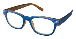 Jimmy Crystal New York JCR362 +1.50 Eyeglasses